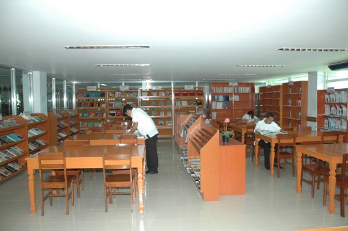 Periodicals Section