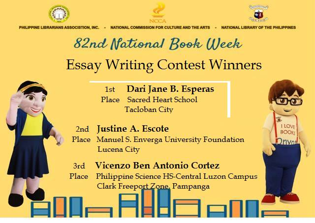 national bookstore essay writing contest 2012 The eaglet ateneo junior high school & grade school students rule ictsi-jgfp jungolf season  national bookstore and htc philippines the contest is a nationwide.