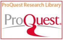 PROQUEST Research Library the largest, multidisciplinary, full-text database available in the market today